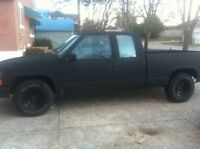 1992 chevy 2500 ext cab.