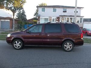 2007 Chevrolet Uplander LT2 Minivan, Van (Safetied and Etested)