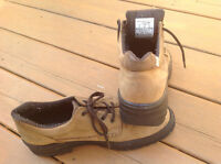 Terra CSA-approved work boots - nearly new