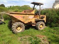 Bartford 7 ton dumper