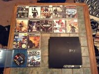Ps3, controller and games!!!