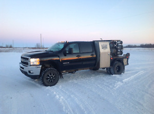 2013 Chevrolet 3500 welding rig for sale