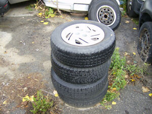 Winter Tires Ford Focus