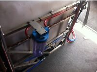 Ionic reach & wash window cleaning system OFFERS ££££ may swap ! What you got