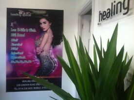 Hot Oil Deep Tissue Body Massage Services in Sheffield Lomdom Road Acupuncture near city centre