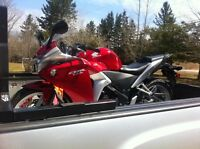 2012 cbr250r inspected has a little over 1000 km