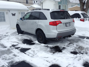 ACURA MDX 2009 TECH PACK
