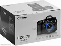 ★ BRAND NEW SEALED CANON 7D MARK II BODY ONLY ★ 1YEAR WARRANTY★
