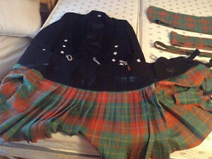 Full Scottish Kilt,Jacket and Accessories Peterborough Peterborough Area image 3