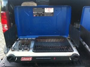 Coleman camp stove BBQ grill London Ontario image 1