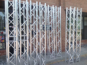 Global Truss 4ft X 12in sq new condition