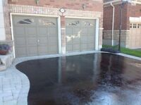 Driveway Sealing by the Professionals