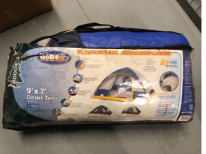 Woods Dome Tent with Air Mattress