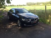 24/7 Trade sales NI 2007 BMW 320 D SE Coupe 6 Speed good condition inside and outside