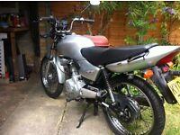2005 Honda cg125