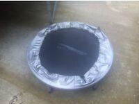 Mini trampoline pro fit