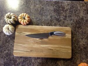 Maple butcher block and cheese board Peterborough Peterborough Area image 4