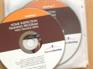 Home Inspection Training Program 8 Video Training Series Carson