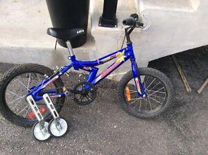 Vélo Louis Garneau pour garçons