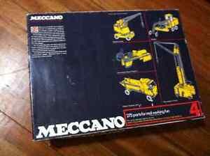 Meccano No. 4 (1971-72) - 135$