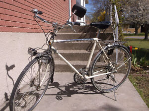 COLLECTABLE, VINTAGE SUPER CYCLE - CANADIAN MADE 1963