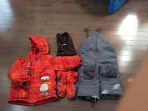 Souris mini winter suit-24 months