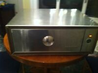 Warming Drawer made by Bardeau Toronto