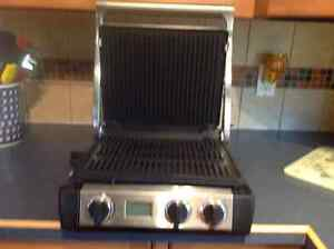Wolfgang puck tri-grill/griddle