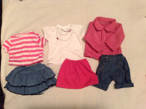 18 inch doll clothes/accessories like new Prince George British Columbia image 2