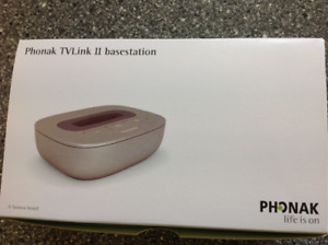 Phonak TVLink System for hearing aids