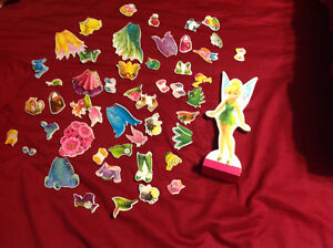 Dress up Magnetic Tinkerbell
