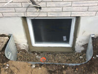 EGRESS WINDOWS INCOME OR STUDENT HOUSING , FAST & ECONOMICAL