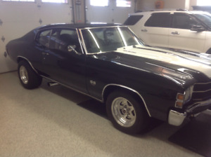 1972 chevelle SS clone 468 big block,frame off restoration