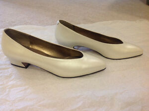 Shoes for a bride or anybody else that likes quality