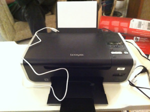 Lexmark Wireless 3-in-1 Print, Scan, Copy