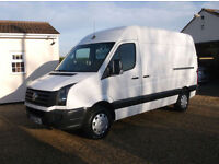Volkswagen Crafter 2.0TDi ( 109PS ) CR35 MWB only 18k diesel van