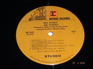 JIMI HENDRIX: WAR HEROES Kitchener / Waterloo Kitchener Area image 5