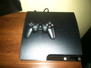 PS3 160GB WITH Games and Accessories!