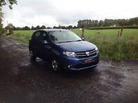 24/7 Trade sales NI Trade prices for the public 2013 Dacia Sandero laureate Tce