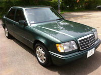 1995 Mercedes-Benz E-Class Sedan