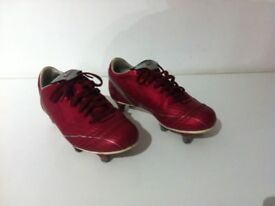 Child's Nike football boots