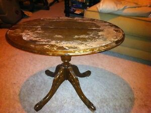 Solid wood table London Ontario image 4
