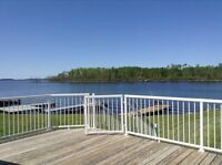 2005 Dutch park on waterfront lot at Tall Timber Lodge