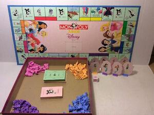 2004 DISNEY PRINCESS EDITION Monopoly Junior Ages 5-8 London Ontario image 2