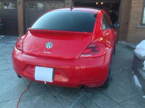 2012 Volkswagen Beetle Sport Turbo Hatchback