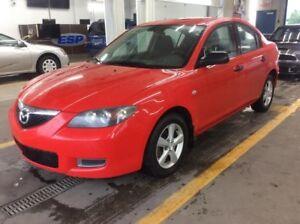 2007 Mazda Mazda3 garantie 12 mois Sedan