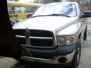 2004 Dodge Power Ram 1500 Hemi rustfree Alberta Pickup Truck