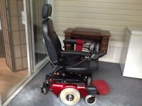 Shoprider Electric Wheelchair