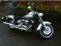 Yamaha vx125 shadow