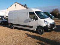 Vauxhall Movano 2.3CDTI ( 110ps ) 2015MY L3H2 F3500 diesel van